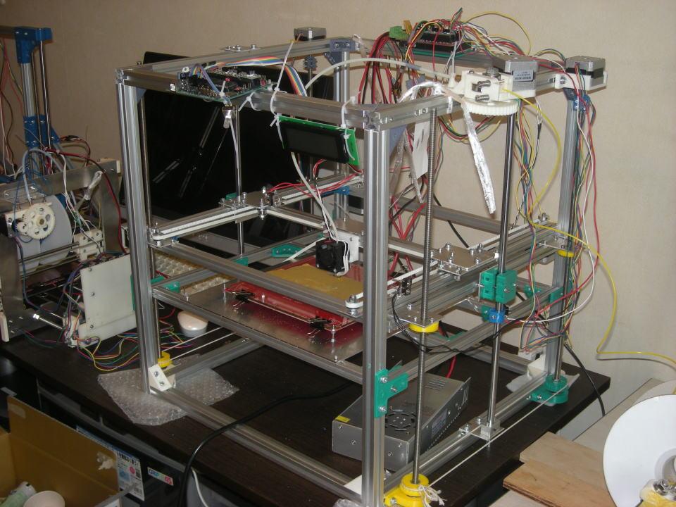 3d принтер делаем своими руками